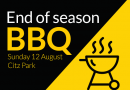 End of season celebrations this Sunday – see you there!