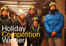 Holiday competition winners