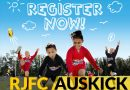 Great news… Auskick 2018 is not far away