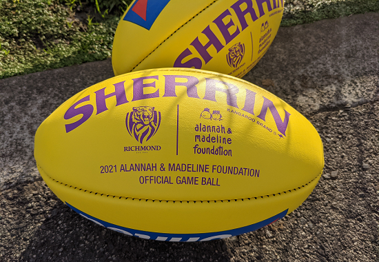 RJFC supports the Alannah & Madeline Foundation