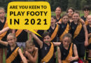 Keen to play footy in 2021?