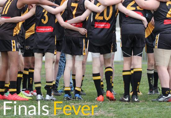 Finals fever – week 1 fixtures