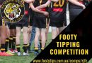 RJFC Footy Tipping for 2019 – join in!